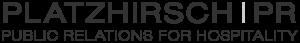Logo Platzhirsch PR